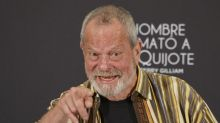 Terry Gilliam clarifies comments he made about 'white males being blamed for everything'