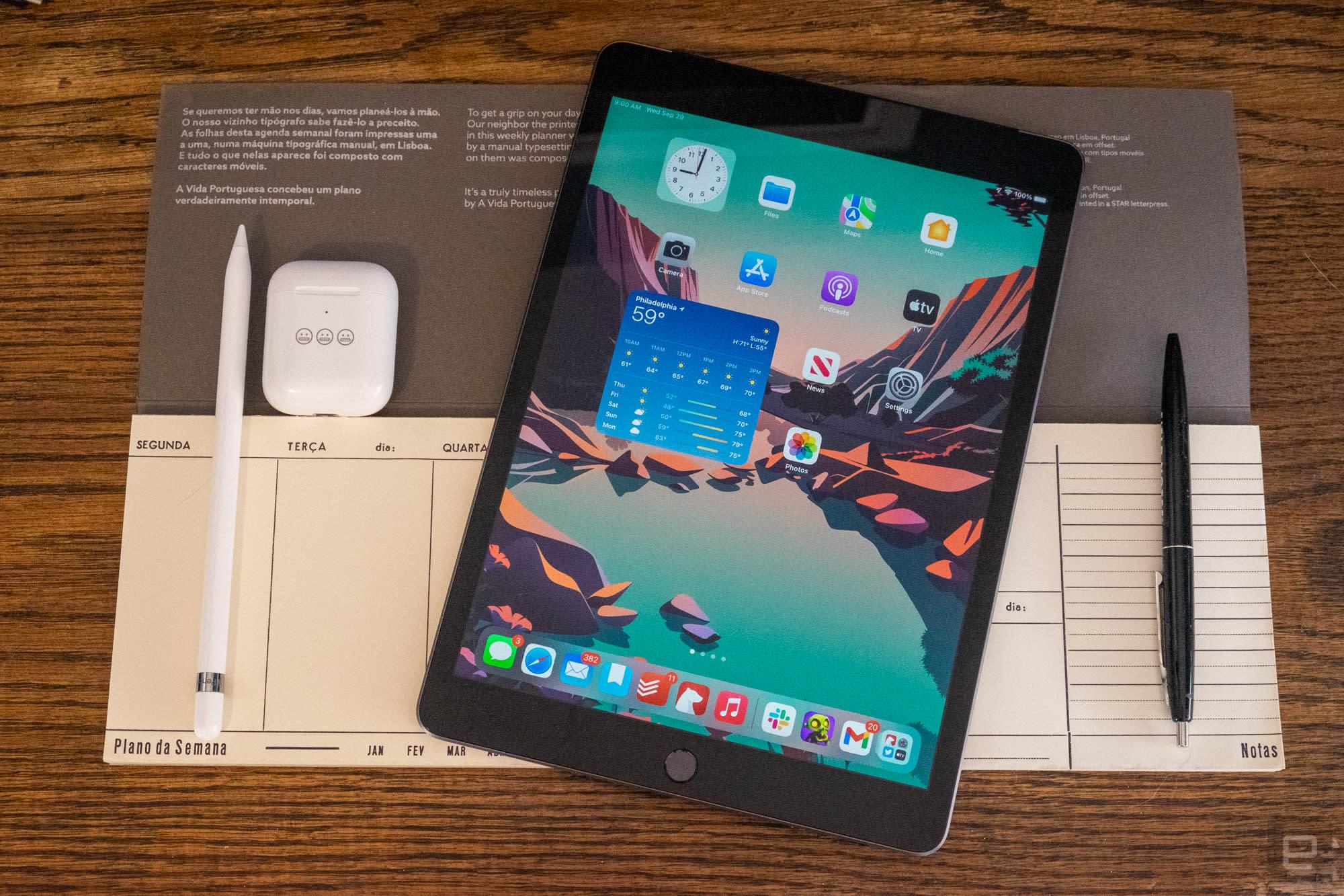 Apple iPad (2021) review photos