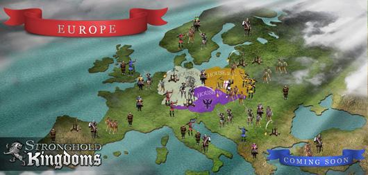 The Stream Team: Revisiting Stronghold Kingdoms