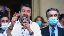 """Inchiesta sui Fondi Lega, Salvini: """"Conosco quelle persone, finirà in un nulla di fatto"""""""