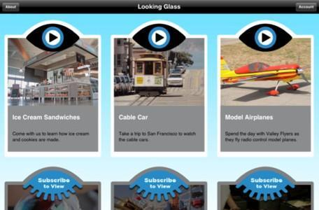 Daily iPad App: Looking Glass