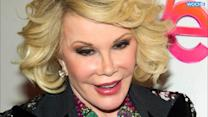 Melissa Rivers Speaks Out: Joan Rivers Would Be So Touched By The Tributes And Prayers