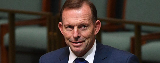 Tony Abbott 'head-butted by same sex marriage supporter'
