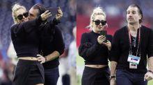 向全世界展示我對你的愛:經理人未婚夫把 Lady Gaga 的樣子紋在手臂上了!
