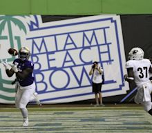 The Miami Beach Bowl is moving to Texas, and its new name is quite boring