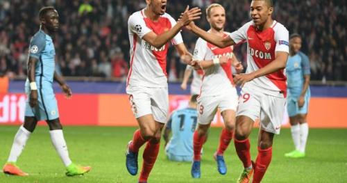 Foot - C1 - Monaco affrontera le Borussia Dortmund en quarts de finale de la Ligue des champions