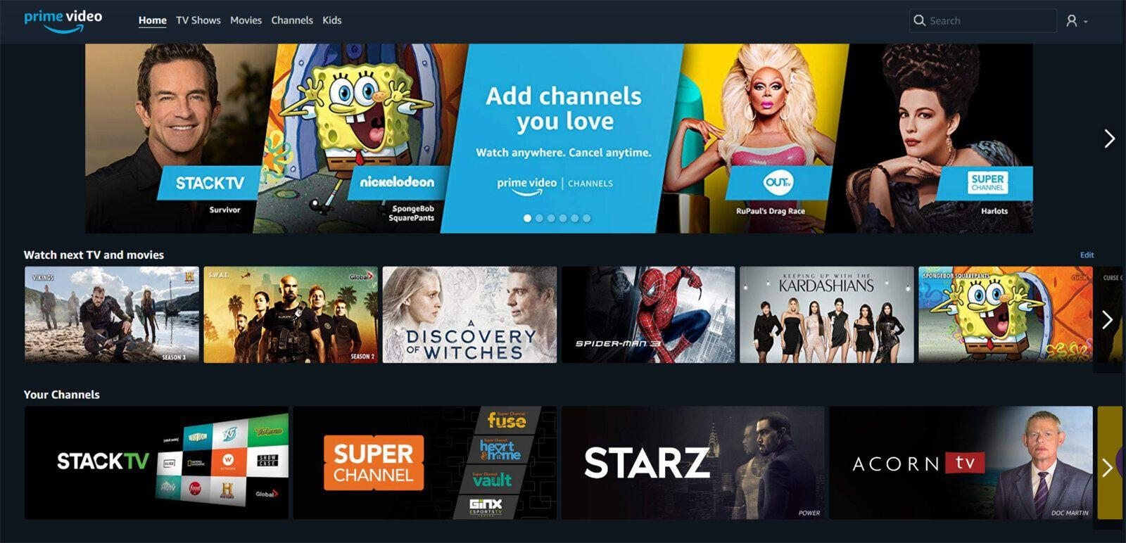 Amazon to launch live online streaming service, Prime Video
