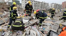 Factory explosion in China kills dozens