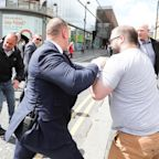 Nigel Farage milkshake: Man charged with common assault and criminal damage after Brexit Party walkabout