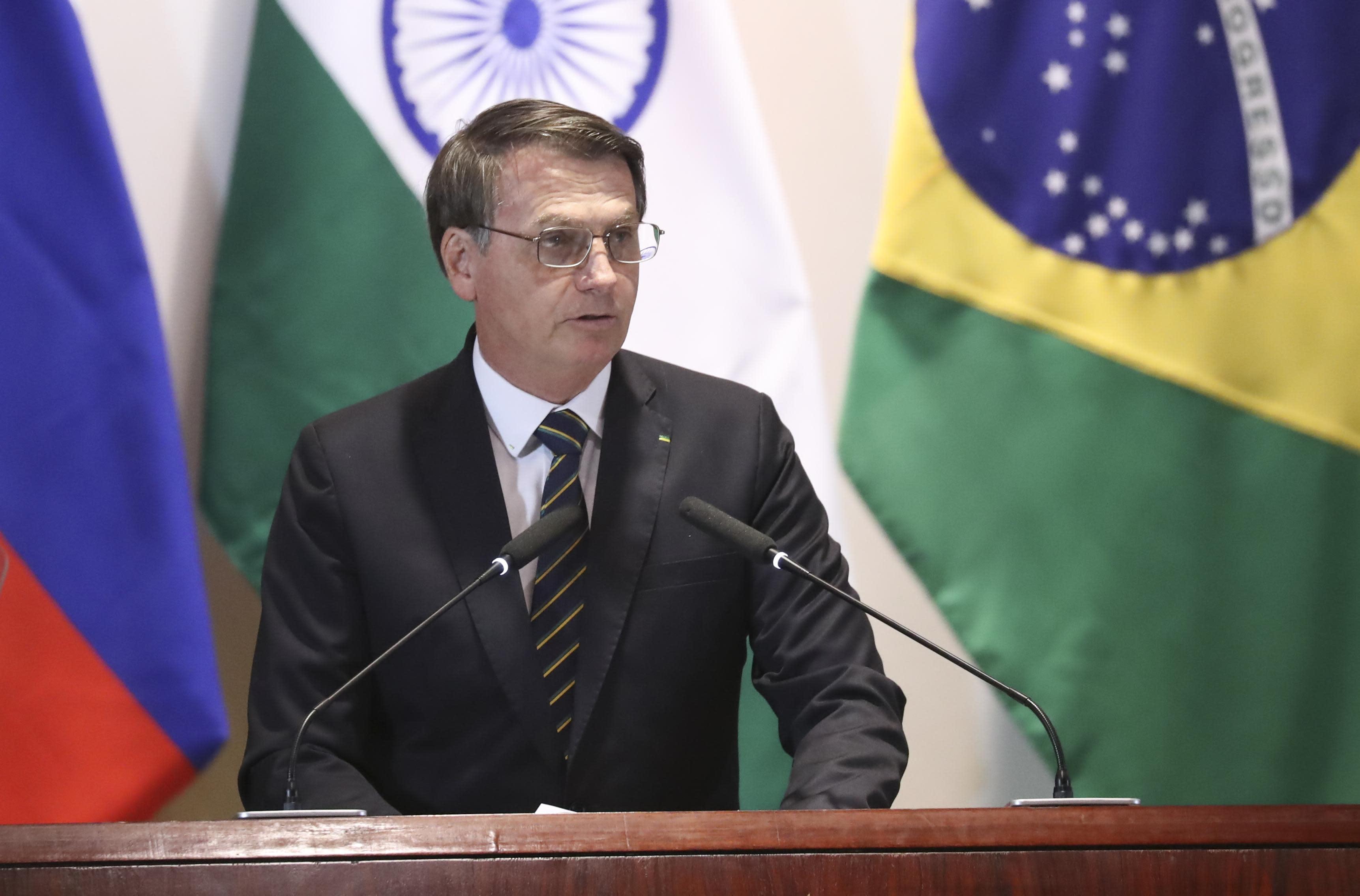 O desmonte do Brasil - cover