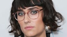 Teddy Geiger walks the red carpet for the first time since announcing gender transition