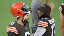 Browns' dress rehersal full of theatrics, little football