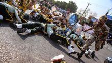 Gunmen attack military parade in Ahvaz, Iran