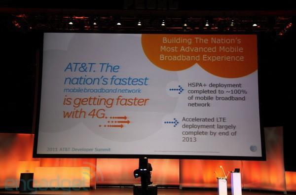 AT&T: both HSPA+ and LTE are '4G,' 20 such devices planned for this year