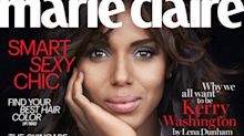 Kerry Washington's Cover Pic—Marie Claire Gets it Right