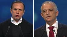 Debate Band: João Doria e Márcio França se enfrentam nesta quinta-feira, dia 18