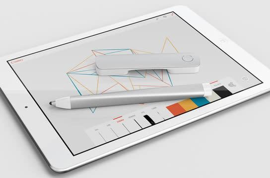 How to build a homemade version of the Adobe Ink stylus and Slide ruler for iPad