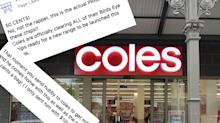 FLASH SALE: Coles slashes family snack to 50 cents