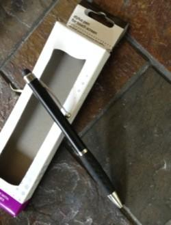Dollar Store Accessories: the iPhone Stylus