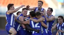 North's Hobart AFL game shifted to Qld
