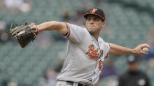 Orioles pitcher John Means dazzles during no-hitter against Mariners