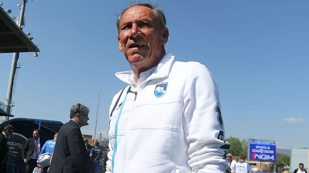"""Pescara, l'allarme di Zeman: """"Non ci sono le basi per la Serie B"""""""