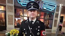 Man defends dressing 5-year-old son as Hitler for Halloween: 'We love history'