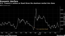 Trump's Sanctions Tested as U.S. Retreats From Rusal Penalty
