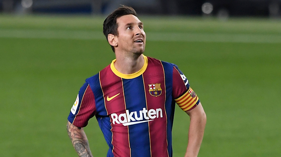 For one day at least, all was well at Barca