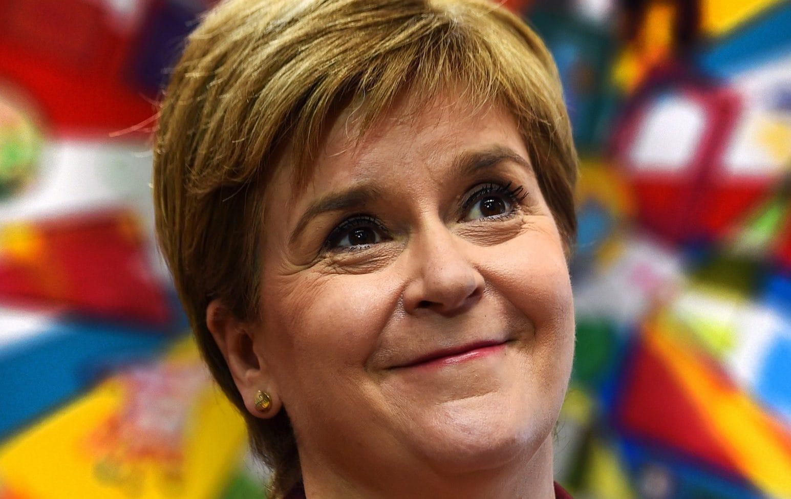 Fears for Scottish economy as Nicola Sturgeon nears formal deal with the Greens
