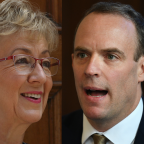 Dominic Raab and Andrea Leadsom enter Tory leadership race and say they'd be open to no-deal Brexit