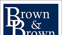 Brown & Brown, Inc.  Announces 8.8% Increase in Quarterly Cash Dividend Rate