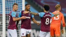 Haller hits two as West Ham's £99m front three sink Charlton in Carabao Cup