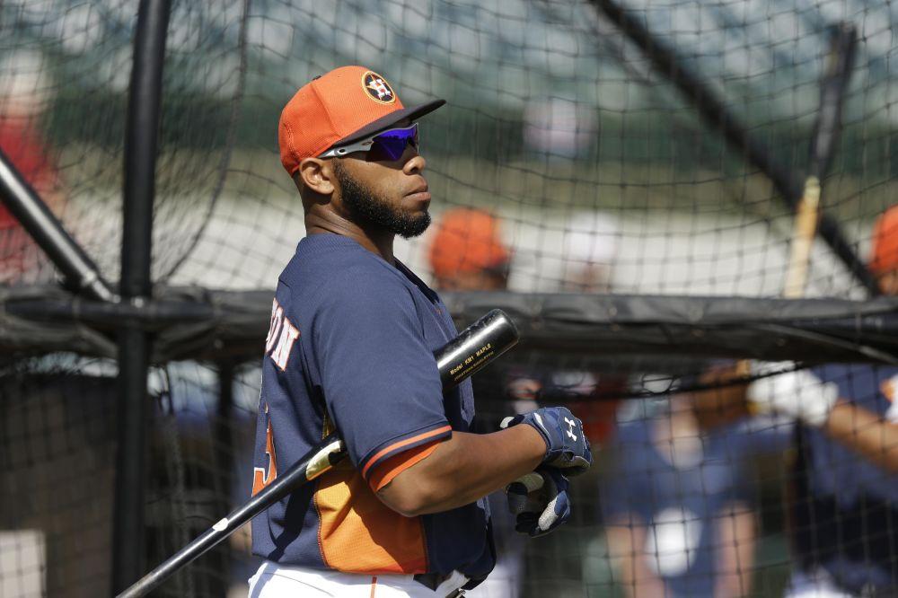 Astros prospect Singleton to make debut Tuesday