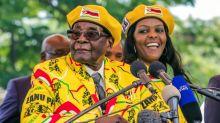 Grace Mugabe, la primera dama de Zimbabue que está en el medio de la lucha por el poder