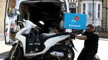 Domino's Pizza says CFO leaves, outlook on track