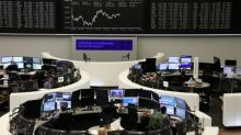 European shares log fifth week of gains, Novo Nordisk shines