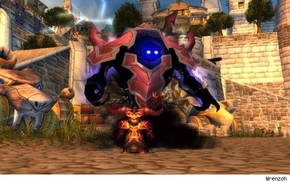 Blood Pact: Don't sell your soul for a warlock tanking spec quite yet