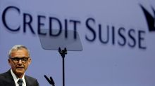 Credit Suisse investment bank won't shrink more: chairman
