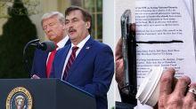 'Martial law': Alarming detail in Trump ally's memo