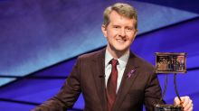'Jeopardy!' legend Ken Jennings reacts to Grammy nomination: 'I want to win this for Alex'