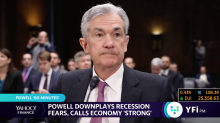 Fed Chair Powell on biggest risks: 'cyber risk is constantly evolving'