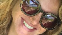 Paulina Rubio se toma su primera foto del 2018 sin maquillaje; mírala