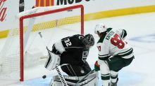 Kirill Kaprizov wastes no time making impact with Wild