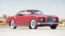 Prototipos olvidados: Chrysler D'Elegance (1952)