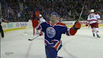 Jordan Eberle tallies the OT winner