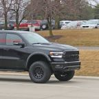 Ram 1500 TRX spied with remote-reservoir shocks and supercharger whine