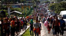 Migrant caravan raises Trump's ire again