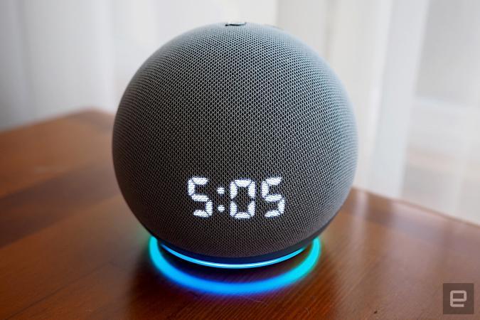 Amazon Echo Dot smart speaker (2020)
