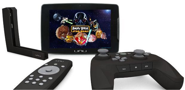 Unu Android-powered 'entertainment hub' tablet ships in November for $200